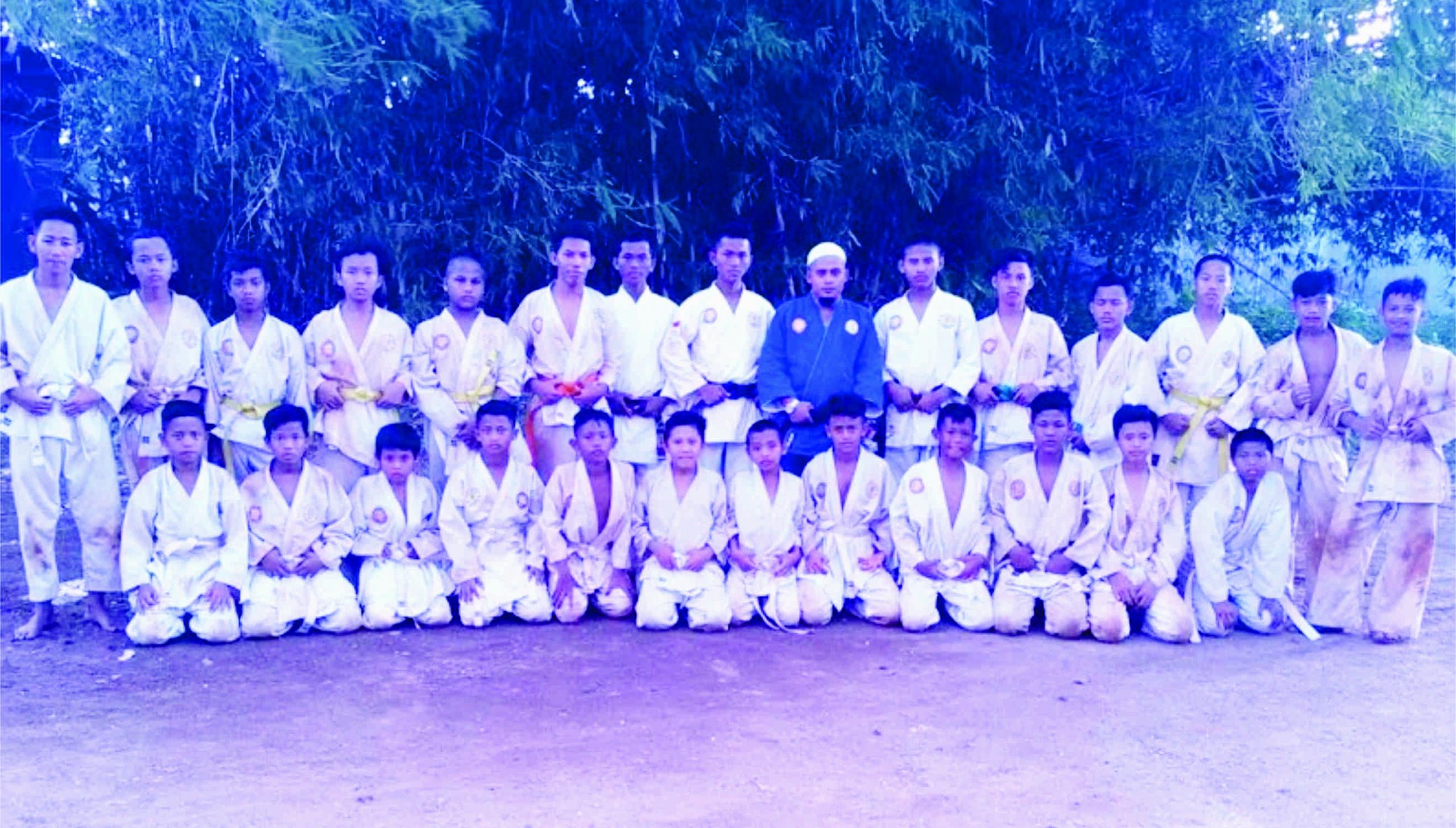 Jujitsu Yayasan Yatim Bait Alquran Mulia